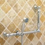 Horizontal Shower Bar