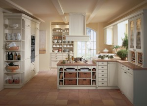 Beautiful Country Kitchen
