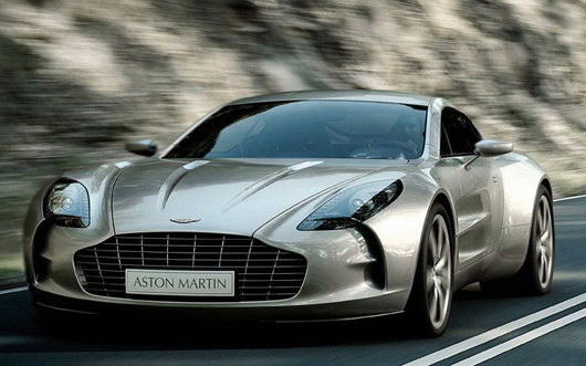Aston Marin One-77