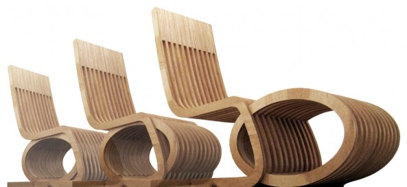 Styleture » Notable Designs + Functional Living SpacesSlice Chair ...