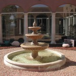 Three Tiered Fountain