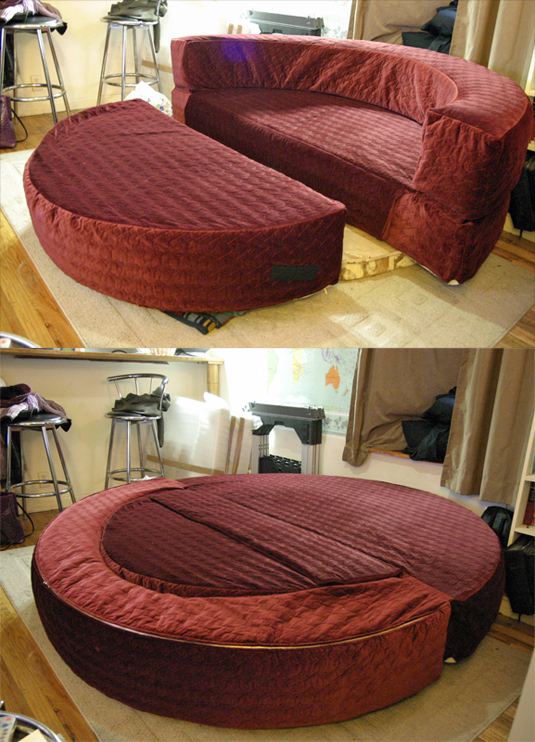 Custom Vintage Couch