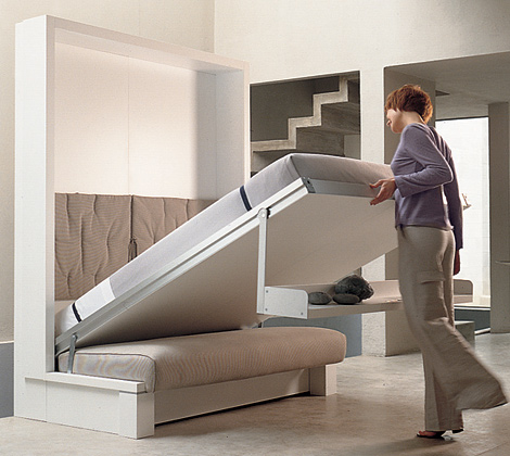 Styleture notable designs functional living for Space saver beds ikea