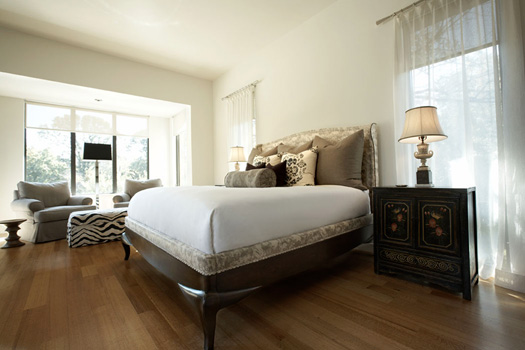 High-End Residential Master Bedroom