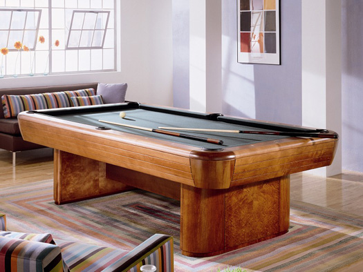 Gibson Pool Table