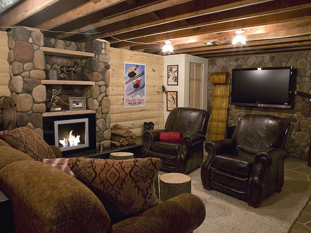 Styleture notable designs functional living for Man cave designer