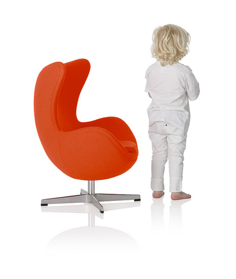 Small Yolk Chair