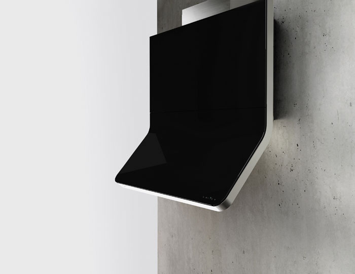 Black Chimney Style Range Hoods ~ Styleture notable designs functional living