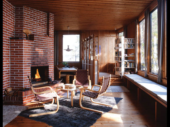 Alvar aalto house interior - Styleture 187 Notable Designs Functional Living Spacesthe