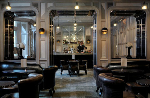 The Connaught Bar at the Connaught, London