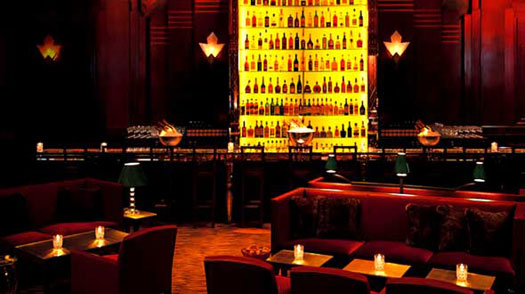 The Redwood Room at Clift, San Francisco