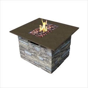 The Bond Newcastle Propane Gas Fire Table