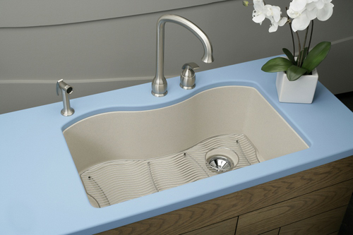 Elkay Harmony Undermount Single Bowl Granite Sink