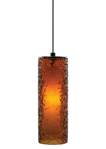 Mini-Rock Candy Cylinder by LBL Lighting