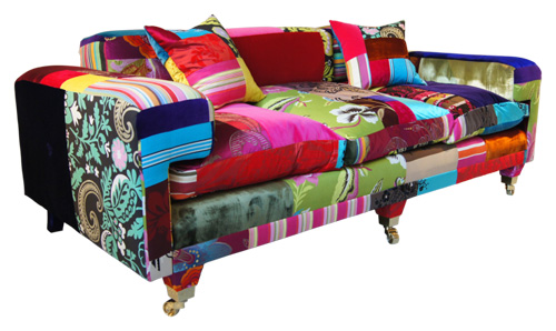 The Redchurch Sofa