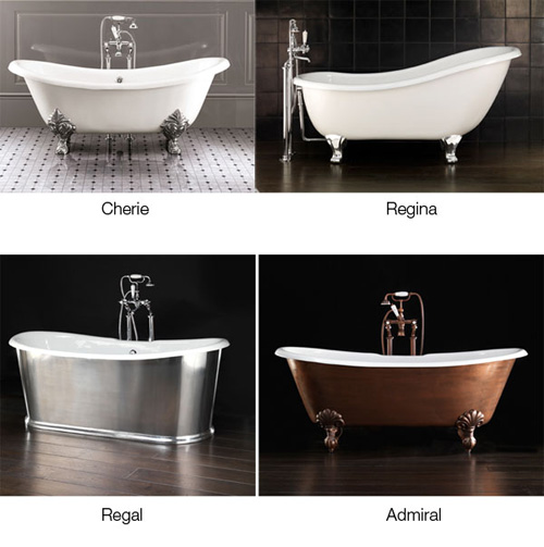 Devon & Devon bath tubs