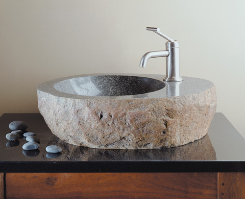 Stone Forest Natural Vessel