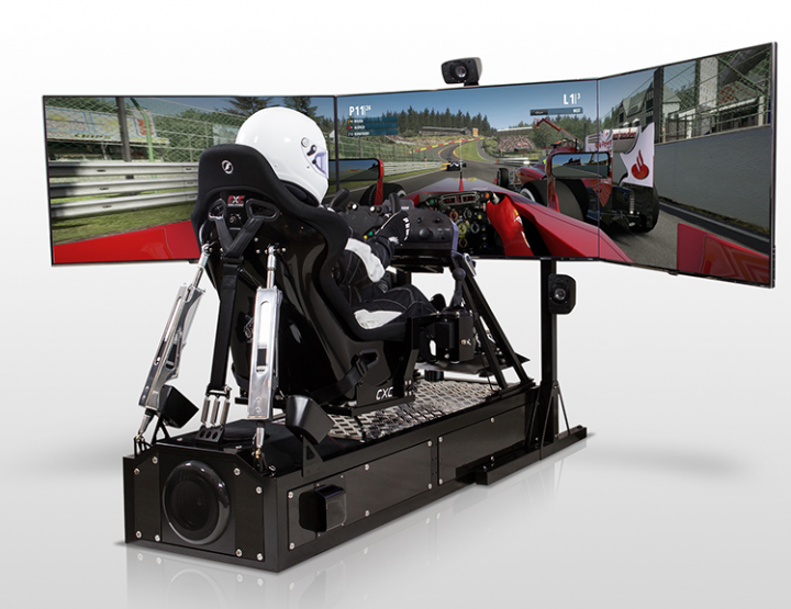 CXC Simulations:  For The Ultimate Man Cave!